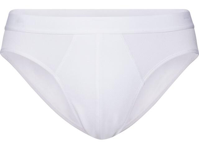 Odlo Active F-Dry Light Brief Men white